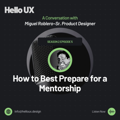 How to Best Prepare for a Mentorship